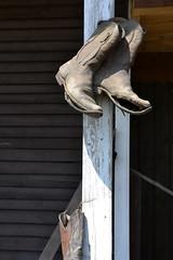 Old Schoes, Silverado City (sadat81) Tags: poland polonia polska summer time travel best travelling sadat sadatyzm magiczny