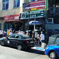 Day 8 The Love of a Master Tour Jerusalem visiting Bethlehem and my favorite Stars and bucks. @bulghourji. Celebrating John-Roger's 84th Birthday (Tour El Amor de un Maestro, en Israel) @spiritlty @msiaorg @msia_colombia @msiaflorida @nicoletenaglia @insi (jrintegrity924) Tags: johnroger msia jsu garcia integrity spiritual teacher israel jerusalem love light spirit god jesus