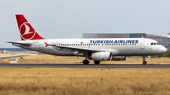 Airbus A320-232 TC-JPK Turkish Airlines (William Musculus) Tags: airport spotting frankfurt am main rhein frankfurtmain fraport fra eddf tcjpk turkish airlines airbus a320232 tk thy a320200 william musculus