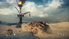 Mad Max_20180924233313 (Livid Lazan) Tags: mad max videogame playstation 4 ps4 pro warner brothers war boys dystopia australia desert wasteland sand dune rock valley hills violence motor car automobile death race brawl scenery wallpaper drive sky cloud action adventure divine outback gasoline guzzoline