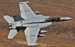 GROWLER (Dafydd RJ Phillips) Tags: growler f18 hornet vx9 low level aviation death valley china lake airtevron nine the vampires
