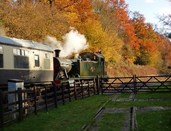 PARKEND (mike ware) Tags: 5541 dean forest railway