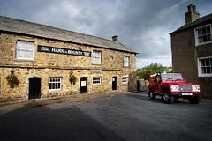 The Hark to Bounty, Slaidburn (nickcoates74) Tags: slaidburn lancashire sony ilce6300 harktobounty forestofbowland bowland landrover pub a6300 coffee samyang 12mm 12mmf20