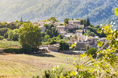 Beautiful landscape the village of Orient, in the mountains of Mallorca (Sebas Adrover) Tags: field village mountains spain typical meadow sun culture agriculture harvest majorca balearic heat nature orient houses grass mediterranean landmark scene ancient scenic spanish trees construction outdoor travel landscape architecture stone mallorca traditional town tourism old forest buildings mountainous rocks mountain photography nopeople outdoors mountainrange smalltown horizontal day island bunyola tramuntana