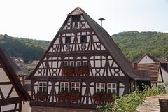 Rathaus Dörrenbach (willi_bremen) Tags: germany pfalz deutschland fachwerk fachwerkhaus