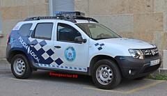 Policía Local de Cangas (emergenciases) Tags: emergencias españa 112 seguridad policía policíalocal vehículo dacia duster todocamino pl 112galicia cangas pontevedra galicia