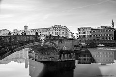 Firenze, riflessi dei suoi passaggi
