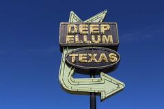 Deep Ellum (joseph a) Tags: deepellum dallas texas sign neonsign