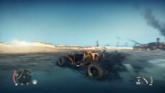 Mad Max_20181011231405 (Livid Lazan) Tags: mad max videogame playstation 4 ps4 pro warner brothers war boys dystopia australia desert wasteland sand dune rock valley hills violence motor car automobile death race brawl scenery wallpaper drive sky cloud action adventure divine outback gasoline guzzoline dystopian chum bucket black finger v8 v6 machine religion survivor sun storm dust bowl buggy suv offroad combat future
