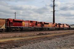 CP 9113 (CC 8039) Tags: cp ice dme cn ic cc trains sd9043mac sd90mac dubuque iowa