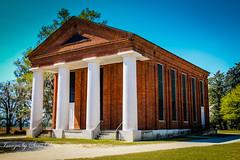 IMG_8498 (Race2Beach WaysideReflections) Tags: salem black river church presbyterian historic national register mayesville south carolina sc sumter county brick
