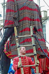 LITTLE BOY STOP 7 MAN WITH LADDER (CloudBuster) Tags: liverpool liverpools dream royal de luxe france nantes united kingdom culture october 2018 giant spectacular