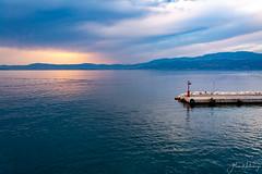 supetar (alain.winterberger) Tags: supetar croatia brac water waterscape sea sunset kroatien paysage nikon mer adriatique adriatic dalmacie split dalmatien croatie