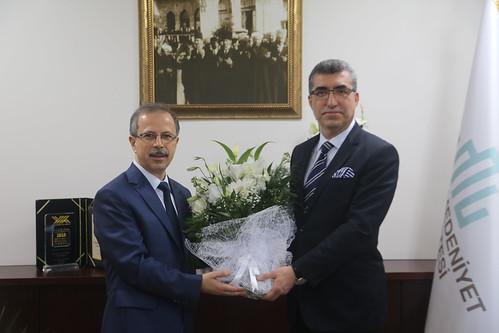 Prof. Dr. Gülfettin Çelik - Prof. Dr. M. İhsan Karaman_3