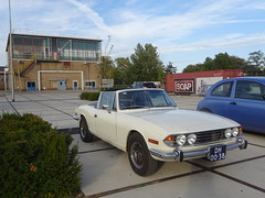 TRIUMPH STAG  DH-00-38 1971 / 1992 Apeldoorn (willemalink) Tags: triumph stag dh0038 1971 1992 apeldoorn