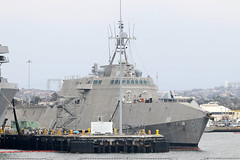 LCS-8 USS Montgomery (NTG842) Tags: san diego south harbor cruise lcs8 uss montgomery