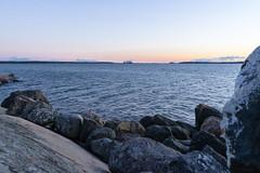 Baltic Sea (kipuna (on/off)) Tags: meri laiva auringonlasku turku ruissalo kuuvannokka suomi finland sunset