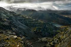 Soon to be UNESCO World Heritage site? (PentlandPirate of the North) Tags: dinorwic slatequarry northwales gwynedd dinorwig snowdonia unescoworldheritagesite whs