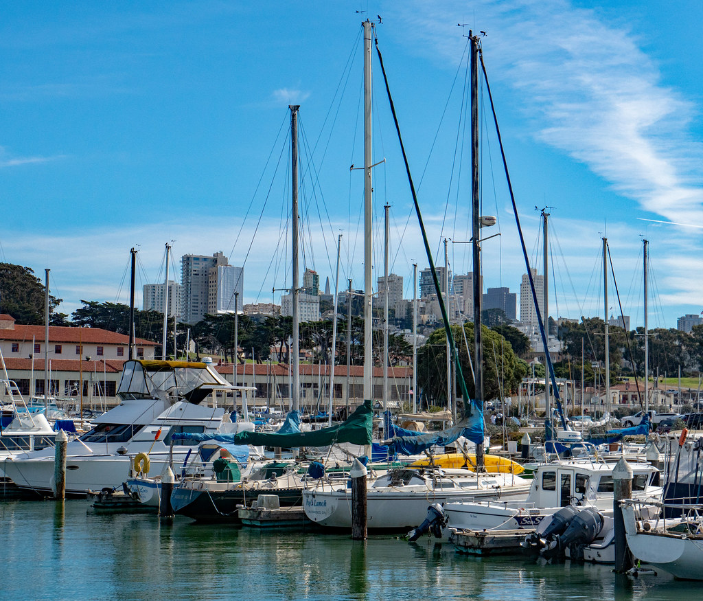 Bay Hill Apartments: The World's Best Photos Of Marina And Sanfrancisco