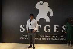 Shyamalan en Sitges Film Festival 2018 (celuloidedetrapo) Tags: shyamalan sitgesfilmfestival2018 glass presentación 51 edición del festival de cine fantástico catalunya 2018 angel sala