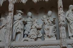 JLF16547 (jlfaurie) Tags: chartres cathédrale eureetloir 102018 france francia cathedral catedral daniel mariefrance louisette mechas mpmdf jlfr jlfaurie pentaxk5ii