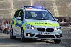 BX18 HPN (JKEmergencyPics) Tags: met metropolitan police service mps incident area neighbourhood response policing unit vehicle car bmw 228i se auto bx18hpn bx18 hpn