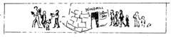 Wheatley Youth Club and village newsletter 1987 (Robin Hutton) Tags: wheatley youth club village newsletter 1987 robinhuttonart
