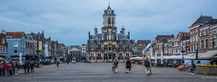 2018 - Delft - City Hall - 3 of 3 (Ted's photos - For Me & You) Tags: 2018 cropped delft nikon nikond750 nikonfx tedmcgrath tedsphotos vignetting backpack streetscene street umbrellas buildings delftcityhall cityhalldelft wideangle widescreen delftmarketsquare marketsquaredelft people peopleandpaths pathsandpeople red redrule