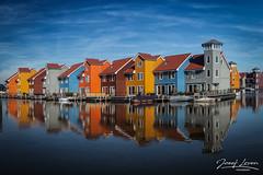 Hafen Groningen (josef152) Tags: hafen water wasser architecture architektur spiegelung haus haven