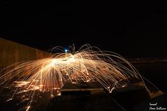 Fire huracan (Ismael Owen Sullivan) Tags: foto fotografia nikon nature naturaleza natural d5300 digital españa galicia photography pontevedra sky spain europa europe lightpainting night noche ag art arte artistic