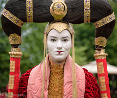 Queen Amidala (REA // Photography) Tags: amidala ct connecticut ctrenaissancefaire cosplay costume padméamidala renfaire renaissancefaire royalty scifi starwars