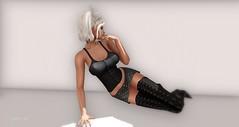 ** LOOK 215 ** BDR (Mysterieuse Lady) Tags: bdr beautifuldirtyrich maitreya lara