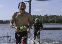 "Cairns Crocs Lake Tinaroo Triathlon-Swim Leg • <a style=""font-size:0.8em;"" href=""http://www.flickr.com/photos/146187037@N03/30651492117/"" target=""_blank"">View on Flickr</a>"