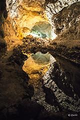 Cueva de los Verdes - Lanzarote (frankkevedo) Tags: canarias cueva lanzarote laspalmas spain