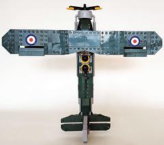 Blackburn Shark (John C. Lamarck) Tags: lego plane aircraft biplane avion ww military kazi