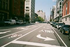it's just a road, yo (ekonon) Tags: mfujic200 film olympusxa2