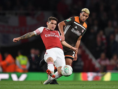 Arsenal v Brentford - Carabao Cup Third Round (Stuart MacFarlane) Tags: sport soccer clubsoccer footballleaguecup london england unitedkingdom gbr