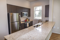 Real Estate - CityScape Kitchen (BobbyFerkovich) Tags: sonya7riii mirrorless apartment bellevuewashington cityscape real estate