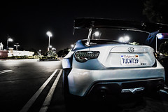 Last of the Meet (frankylac) Tags: car cars carmeet night auto frs scion toyota brz gt86 jdm