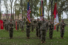 181013-A-PC761-1066 (416thTEC) Tags: 372nd 372ndenbde 397th 397thenbn 416th 416thtec 863rd 863rdenbn army armyreserve engineers fortsnelling hhc mgschanely minneapolis minnesota soldier usarmyreserve usarc battalion brigde command commander commanding historic