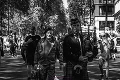 IMG_8637 (KitsuneUK) Tags: london protest tommy robinson photo photojournalism journalism canon bnw bw black adobe film