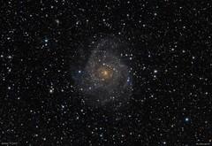 IC342 and Field (Roberto_Mosca) Tags: qhy367c astronomy astronomia apo galaxy ic342 deepsky deep sky galassia qhy wo flt132