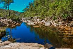 Cachoeira Rabo Cavalo - Piscina natural (DiogoCésar) Tags: minas minasgerais landscape photography paisagem água rio itacolomi serradointendente conceiçãodomatodentro cerrado rabodecavalo nature natureza brasil brazil centrooeste