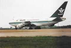 HZ-AIF Boeing 747SP-68 Saudi Arabian VIP Flight (graham19492000) Tags: hzaif boeing747sp saudiarabianvipflight