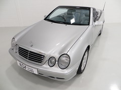 2002 Mercedes-Benz CLK320 Avantgarde (KGF Classic Cars) Tags: kgfclassiccars mercedes mercedesbenz daimlerbenz clk clk230 clk55 clk320 a208 merc c208 w126 convertible coupe cabriolet amg avantgarde w208 w202 gtrs clk430 dtm kompressor blackseries eclass diesel petrol clk200