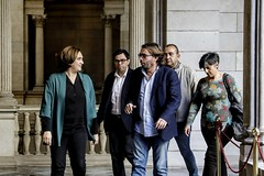 "Reunió Sindicala amb l'Alcaldessa 03 • <a style=""font-size:0.8em;"" href=""http://www.flickr.com/photos/53048790@N08/31989250848/"" target=""_blank"">View on Flickr</a>"