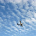 Victoria, BC - Floatplane over Inner Harbour