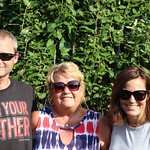 """My brother, Mom and I on Father's Day this year <a style=""""margin-left:10px; font-size:0.8em;"""" href=""""http://www.flickr.com/photos/124699639@N08/43082814880/"""" target=""""_blank"""">@flickr</a>"""