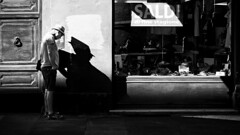 The Big Shadow (Mattiii photo) Tags: street streetphotography streetphoto streetshot streetphotographer streets streetitalia streetph streetshots streetphotograph streetlife streetparma streetimage streephotographer streetminimal streethsot urban urbanphotography urbanphoto urbanshot shadow shadows shadowshunter person one ombra ombre persona great blackandwhite blackandwhitephotography blackandwhitephoto blackandwhiteshot blackandwhitephotographer blackwhite biancoenero bnw bnwphotography biancoeneroforever bnwphoto bnwshot biancoenerofoto parma parmalover parmagram wow nice italia italy italianstreetphotography italianstreetphotographer italian ita