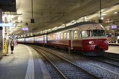 2018-09-19, CFF, Bern (Fototak) Tags: eisenbahn treno train railway cffhistoric tee sbbcffffs bern switzerland 1053